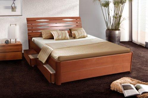 кровать Мария с ящиками